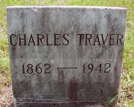 TRAVER, CHARLES - Warren County, New York | CHARLES TRAVER - New York Gravestone Photos