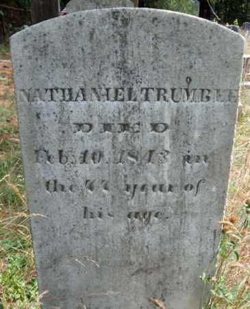 TRUMBLE, NATHANIEL - Warren County, New York   NATHANIEL TRUMBLE - New York Gravestone Photos