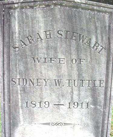 STEWART, SARAH - Warren County, New York | SARAH STEWART - New York Gravestone Photos