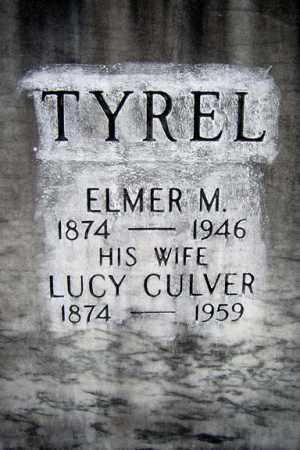 TYREL, ELMER MORTIMER - Warren County, New York | ELMER MORTIMER TYREL - New York Gravestone Photos