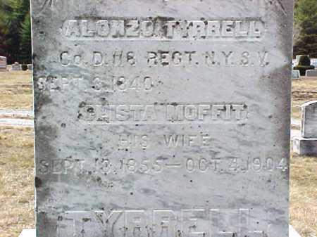 MOFFIT TYRRELL, CLISTA - Warren County, New York | CLISTA MOFFIT TYRRELL - New York Gravestone Photos