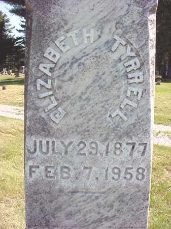 TYRRELL, ELIZABETH - Warren County, New York | ELIZABETH TYRRELL - New York Gravestone Photos