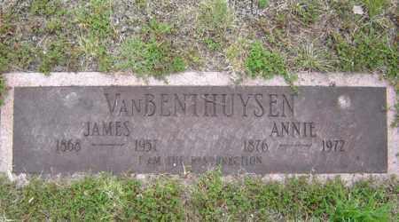 VAN BENTHUYSEN, JAMES - Warren County, New York | JAMES VAN BENTHUYSEN - New York Gravestone Photos