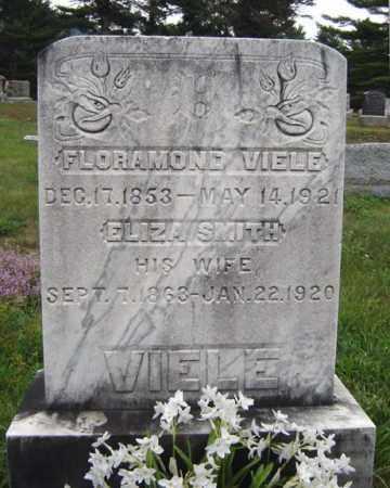 SMITH, ELIZA - Warren County, New York | ELIZA SMITH - New York Gravestone Photos