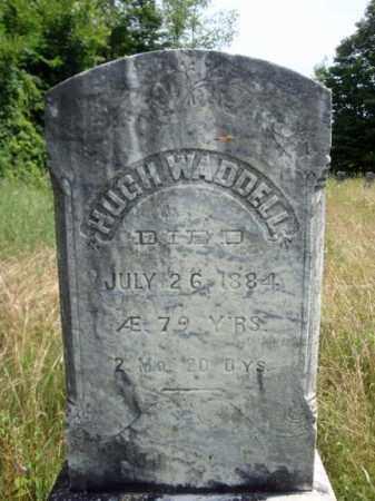 WADDELL, HUGH - Warren County, New York   HUGH WADDELL - New York Gravestone Photos