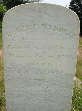 WADDELL, ROBERT - Warren County, New York | ROBERT WADDELL - New York Gravestone Photos