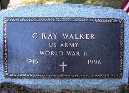 WALKER, C RAY - Warren County, New York   C RAY WALKER - New York Gravestone Photos