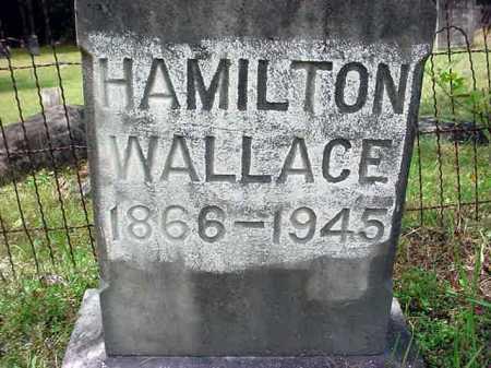 WALLACE, HAMILTON - Warren County, New York   HAMILTON WALLACE - New York Gravestone Photos