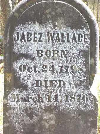 WALLACE, JABEZ - Warren County, New York   JABEZ WALLACE - New York Gravestone Photos