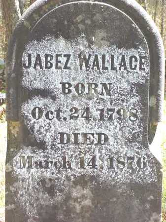 WALLACE, JABEZ - Warren County, New York | JABEZ WALLACE - New York Gravestone Photos