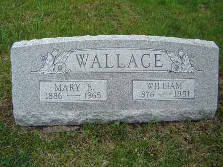 WALLACE, WILLIAM - Warren County, New York | WILLIAM WALLACE - New York Gravestone Photos