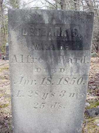 WARD, BETHIA S. - Warren County, New York | BETHIA S. WARD - New York Gravestone Photos