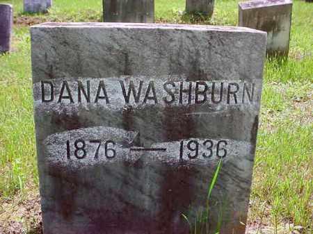WASHBURN, DANA - Warren County, New York | DANA WASHBURN - New York Gravestone Photos