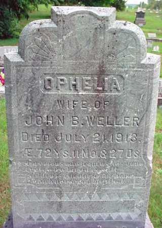WELLER, OPHELIA - Warren County, New York | OPHELIA WELLER - New York Gravestone Photos