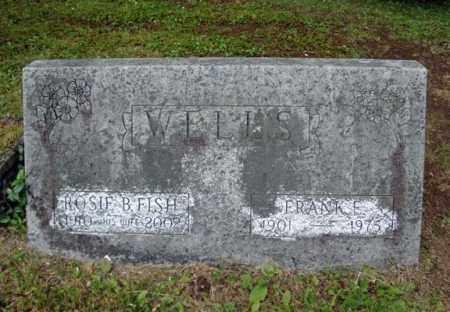 WELLS, ROSIE B - Warren County, New York | ROSIE B WELLS - New York Gravestone Photos
