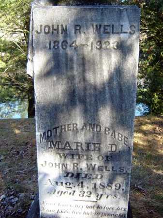 WELLS, JOHN R - Warren County, New York | JOHN R WELLS - New York Gravestone Photos