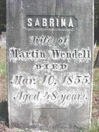 AGARD, SABRINA - Warren County, New York | SABRINA AGARD - New York Gravestone Photos