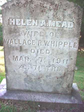 WHIPPLE, HELEN A - Warren County, New York | HELEN A WHIPPLE - New York Gravestone Photos