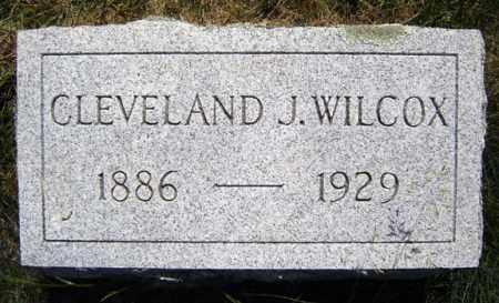 WILCOX, CLEVELAND J - Warren County, New York   CLEVELAND J WILCOX - New York Gravestone Photos