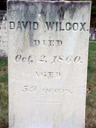 WILCOX, DAVID - Warren County, New York | DAVID WILCOX - New York Gravestone Photos