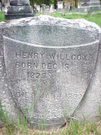 WILCOX, HENRY - Warren County, New York | HENRY WILCOX - New York Gravestone Photos