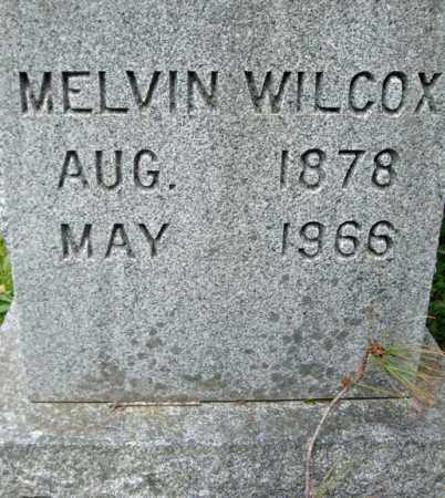 WILCOX, MELVIN - Warren County, New York | MELVIN WILCOX - New York Gravestone Photos