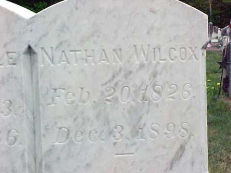WILCOX, NATHAN - Warren County, New York | NATHAN WILCOX - New York Gravestone Photos
