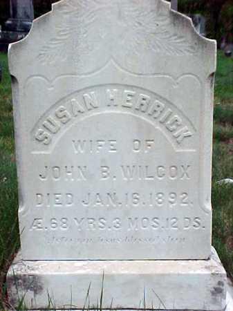 WILCOX, SUSAN - Warren County, New York   SUSAN WILCOX - New York Gravestone Photos