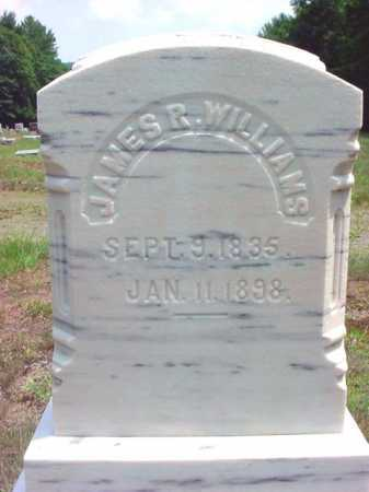 WILLIAMS, JAMES R - Warren County, New York   JAMES R WILLIAMS - New York Gravestone Photos