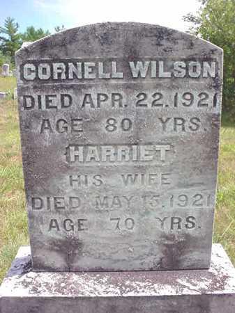 WILSON, CORNELL - Warren County, New York | CORNELL WILSON - New York Gravestone Photos
