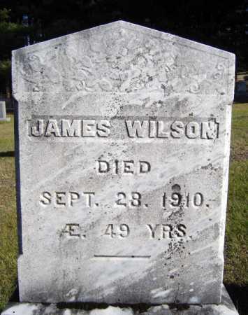 WILSON, JAMES - Warren County, New York | JAMES WILSON - New York Gravestone Photos