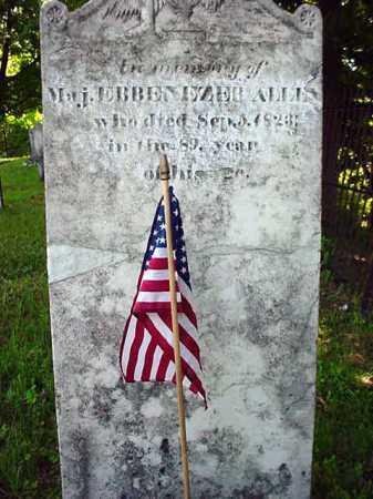ALLEN, EBBENEZER - Washington County, New York | EBBENEZER ALLEN - New York Gravestone Photos
