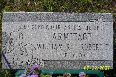 ARMITAGE, ROBERT D - Washington County, New York | ROBERT D ARMITAGE - New York Gravestone Photos