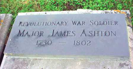 ASHTON, JAMES - Washington County, New York   JAMES ASHTON - New York Gravestone Photos