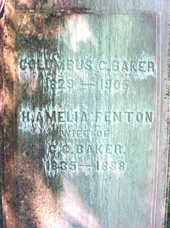 BAKER, H AMELIA - Washington County, New York | H AMELIA BAKER - New York Gravestone Photos