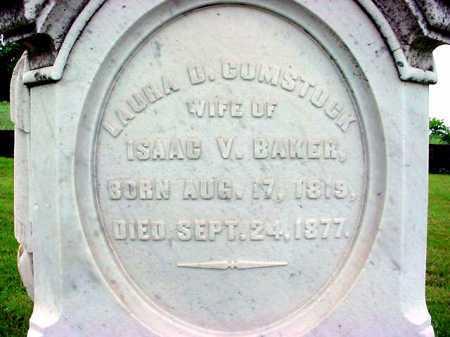 COMSTOCK, LAURA D - Washington County, New York | LAURA D COMSTOCK - New York Gravestone Photos
