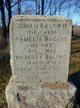 ROGERS, PAMELIA - Washington County, New York | PAMELIA ROGERS - New York Gravestone Photos