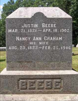 BEEBE, NANCY ANN - Washington County, New York | NANCY ANN BEEBE - New York Gravestone Photos