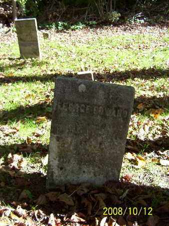 BELL, GEORGE EDWARD - Washington County, New York | GEORGE EDWARD BELL - New York Gravestone Photos