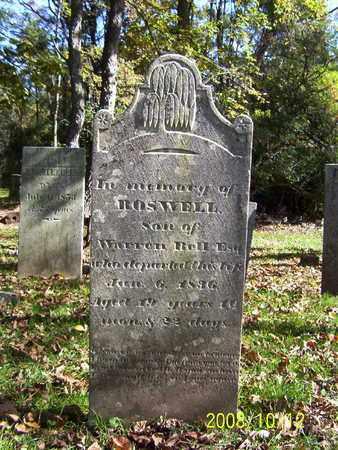 BELL, ROSWELL - Washington County, New York   ROSWELL BELL - New York Gravestone Photos