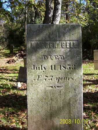 BELL, WARREN - Washington County, New York | WARREN BELL - New York Gravestone Photos