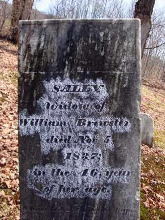 WILSON, SALLY - Washington County, New York | SALLY WILSON - New York Gravestone Photos