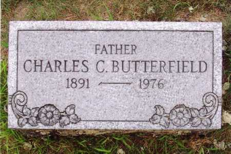 BUTTERFIELD, CHARLES CLYDE - Washington County, New York | CHARLES CLYDE BUTTERFIELD - New York Gravestone Photos