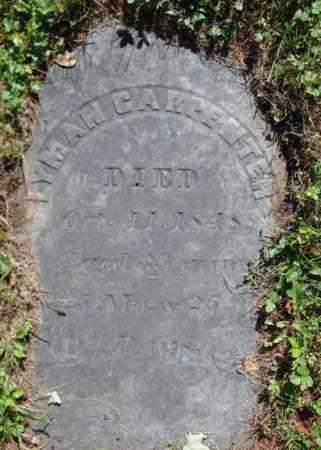 CARPENTER, LYMAN - Washington County, New York   LYMAN CARPENTER - New York Gravestone Photos