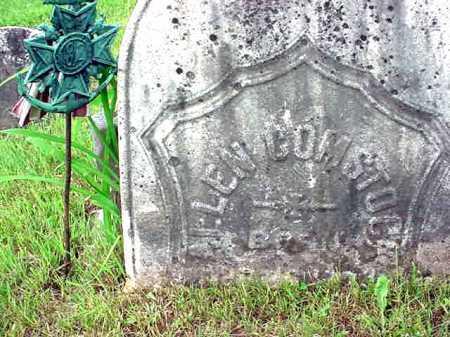 COMSTOCK, ALLEN - Washington County, New York   ALLEN COMSTOCK - New York Gravestone Photos