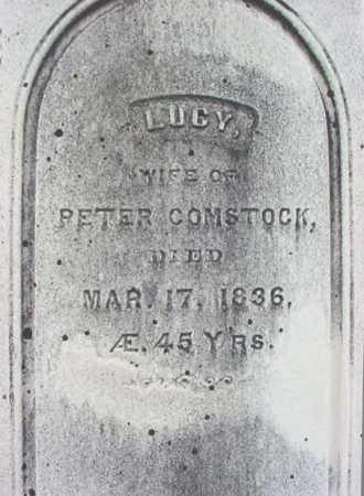 JACKSON COMSTOCK, LUCY - Washington County, New York   LUCY JACKSON COMSTOCK - New York Gravestone Photos