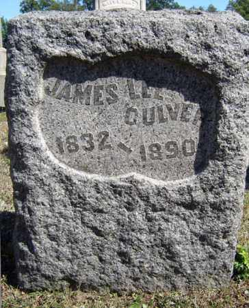 CULVER, JAMES LEE - Washington County, New York   JAMES LEE CULVER - New York Gravestone Photos