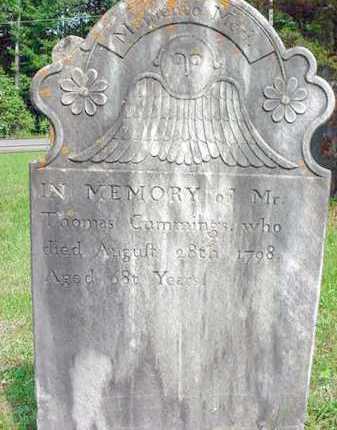 CUMMINGS, THOMAS - Washington County, New York | THOMAS CUMMINGS - New York Gravestone Photos