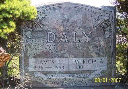 DALY, JAMES ERNEST JR - Washington County, New York   JAMES ERNEST JR DALY - New York Gravestone Photos