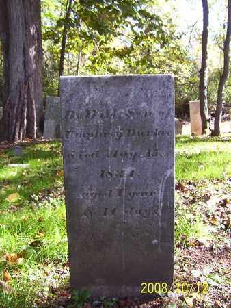 DURKEE, DEWITT - Washington County, New York | DEWITT DURKEE - New York Gravestone Photos